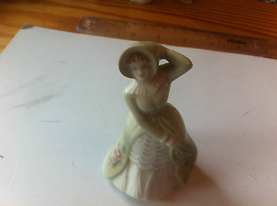 "Wades My Fair Ladies ""sarah""  Porcelain China 1990-92 Perfect Condition"