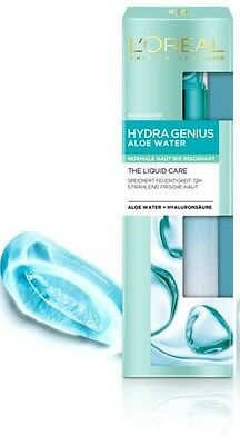 L'Oreal Paris Hydra Genius Aloe Water Liquid Care Normal to Dry Skin 70ml