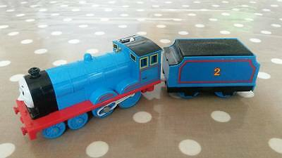 Thomas and Friends Edward and Tender Trackmaster motorised train
