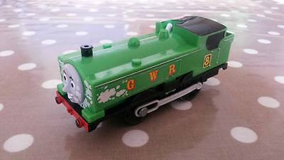 Thomas and Friends Duck Close Shave version Trackmaster motorised train