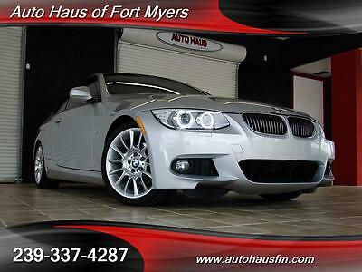 2011 BMW 3-Series 328i Coupe Ft Myers FL We Finance & Ship Nationwide ///M Sport/Premium Pkg Nav Heated Seats Paddle Shif