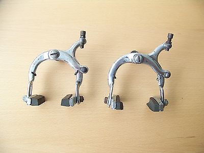 Vintage Bsa Bicycle Brake Calipers 1958 Made In England