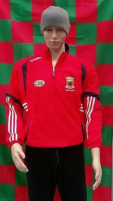 Mayo Ladies GAA Official O'Neills Gaelic Football Half Zip Jacket (Adult Small)