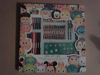 Disney Tsum Tsum Large Art Case