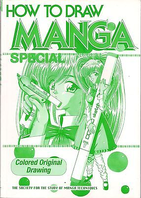 How to Draw Manga Special (Colored original drawing)