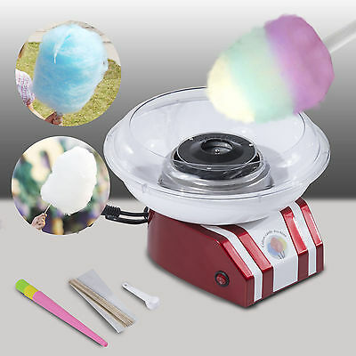 Professional Cotton Floss Machine Candy Maker Making Electric Sugar Gourmet Home