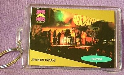 Jefferson Airplane #2 -    Keychain BRAND NEW
