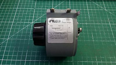 Philips Design Variac / Auto Transformer . 0 - 220v 0.8A