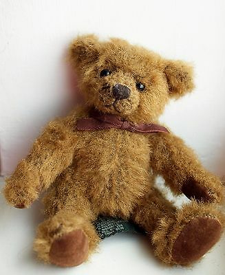 "Russ Berrie Galvin 6"" Soft Teddy  Bear Toy~Cute"