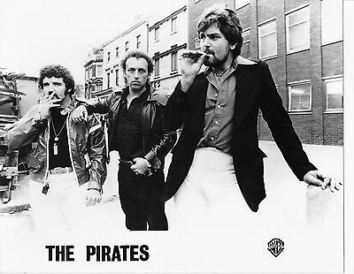 Film Poster Still/Photo - Pop Group The Pirates - c 1970s
