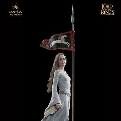LOTR Lady Eowyn of Rohan Statue WETA Workshop Sideshow Collectible Brand New !