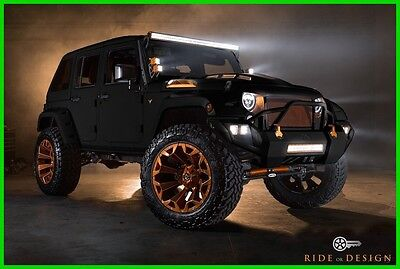 2017 Jeep Wrangler Sport 2017 Jeep Wrangler Unlimited 100% Financing Custom Leather Sub Amp