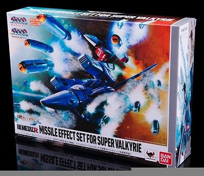 HI-METAL R Macross Missile Effect Set For Super Valkyrie Limited Ed. by BANDAI