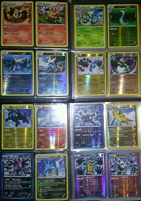 101 Pokemon Cards Lot