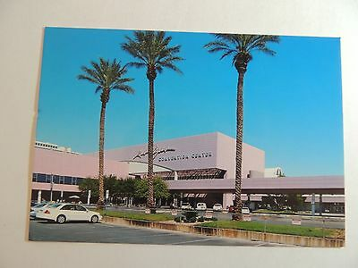 Las Vegas Convention Center vintage postcard Las Vegas Nevada
