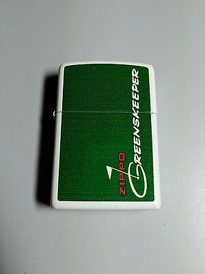 Zippo Box Top Design : Zippo Greenskeeper | Limited to 32!