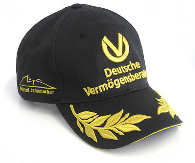 Michael Schumacher 20 years anniversary cap 2011 Official and licensed BNWT