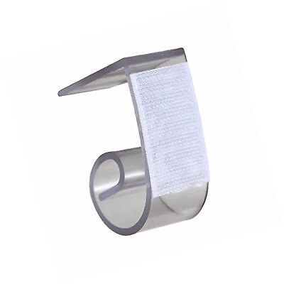 """NAVAdeal Table Skirting Clips Tablecloth Clips for Table 3/4"""" - 2"""" Pack of 25"""