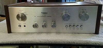 Technics SU-7600 Stereo Integrated Amplifier. Tested works.