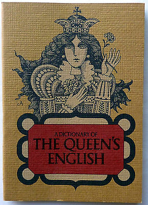 A Dictionary of the Queen's English - Raleigh, North Carolina