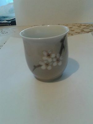 Vintage B&G Bing and Grondahl Floral Cup#175-5258 Scandinavian Art Pottery
