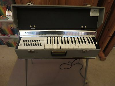 Vintage 70's Busilacchio Electric Reed Organ