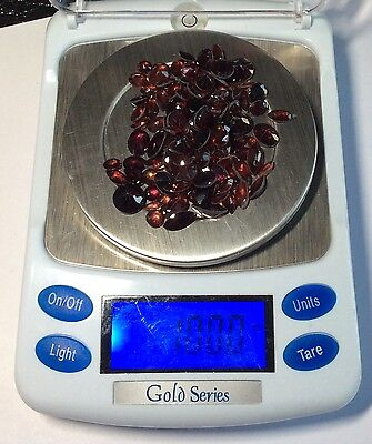 Natural Gemstones from Gold Scrap Recovery, 100 Carats