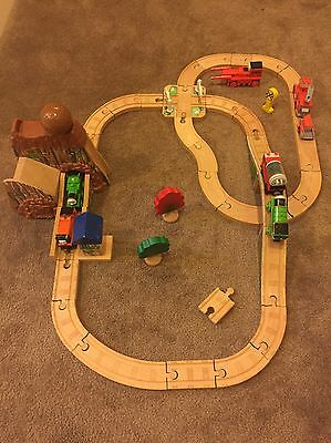Thomas the Tank Engine wooden railway and Trains