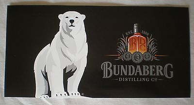 Bundaberg Rum Sticker. New. Great Collectable Unique Item