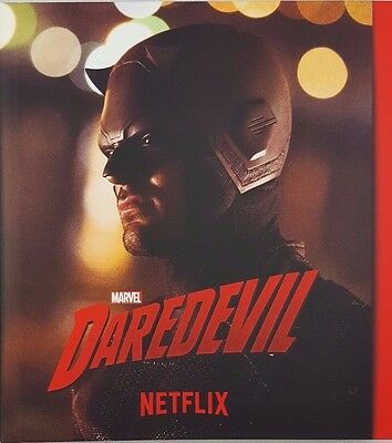 DAREDEVIL Netflix EMMY FYC Marvel Complete Second 2nd Season 13 Episodes 4 DVDs