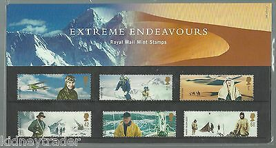 2003 Extreme Endeavours Presentation Pack 346 Royal Mail