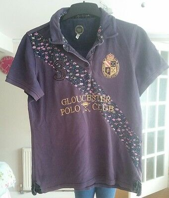 Joules Polo Top size 14