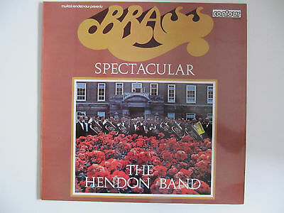 Brass Spectacular - The Hendon Band (1971) Conducted by Donald Morrison