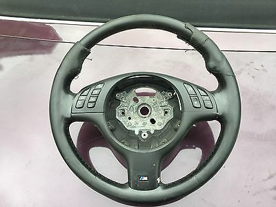 BMW E46 M sport Steering Wheel With Buttons