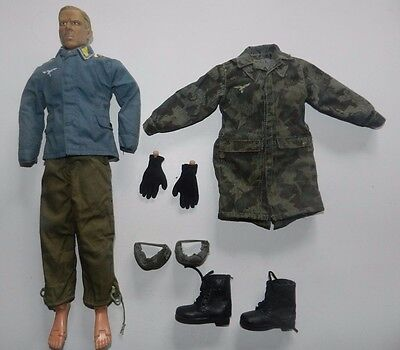 1/6th SCALE, DRAGON,  SUD, CHONG  FIGURE OPENED