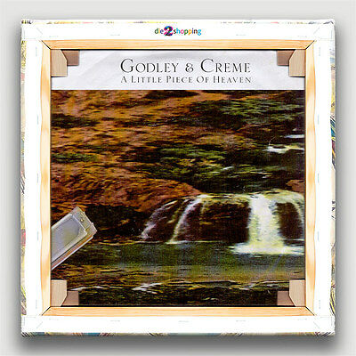 "1988 (7"") GODLEY & CREME A Little Piece Of Heaven / Bits Of Blue Sky"