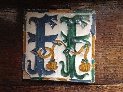 Antique Raised Design Tile