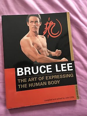 Bruce Lee Book. Expressing Human Body