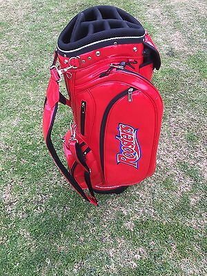 Golf Bag Custom Roosters Stand / Cart.                   ## Brand New##
