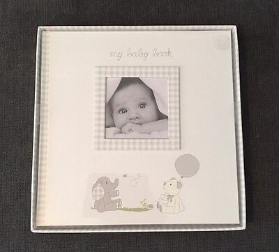 New Baby Book From Mothercare Was £12