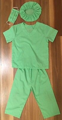 Doctor / Surgeon dress up and pretend play set