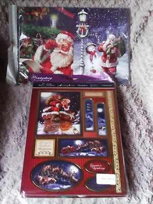 Hunkydory The Night Before Christmas Luxury Card Kit Plus Decoupage And Inserts