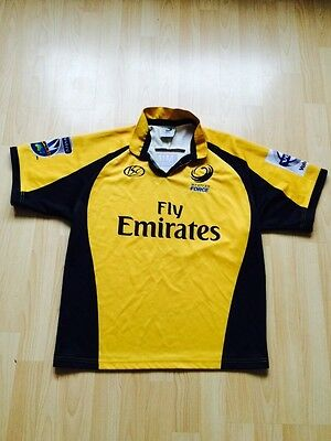 Western Force Rugby Shirt Size Small/medium Adult