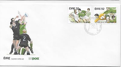 Ireland, FDC 1995 Rugby Union World Cup