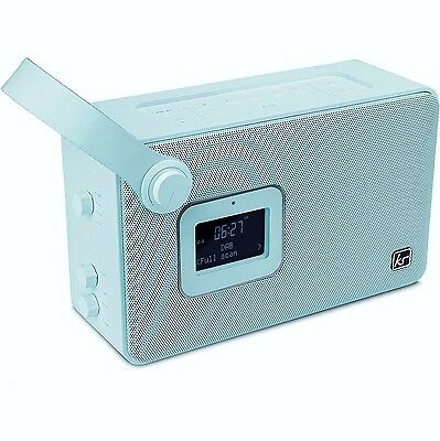 Blue KitSound Air DAB/FM, Bluetooth, Radio (brand new and boxed)