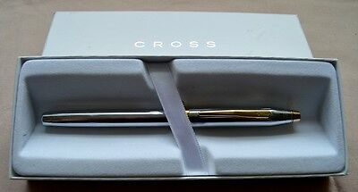 Cross Townsend Pen vintage with box and receipt / guarantee.