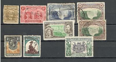 Southern Rhodesia  classic old collection