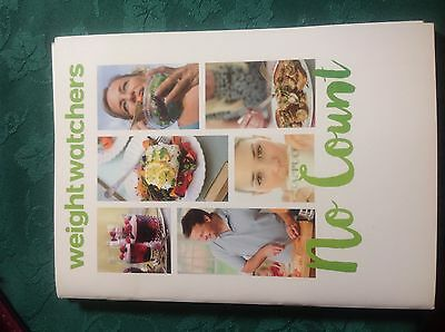 Weight Watchers No Count Guide Brand New Unused 2017 Smartpoints Propoints Plan