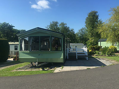Willerby Granada 35XL 38 X 12 2 bed Static Caravan Holiday home Gower