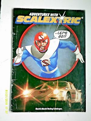 Scalextric 22nd Catalogue 1981 SpeedMaster Issue !! V/Good Cond